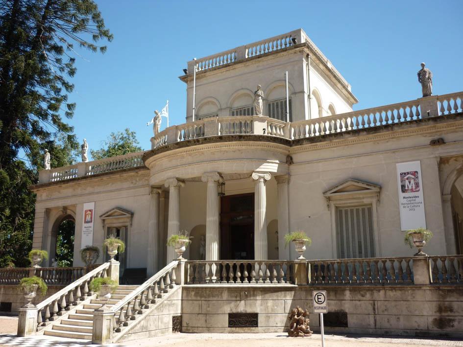 Depiction of Museo Juan Manuel Blanes