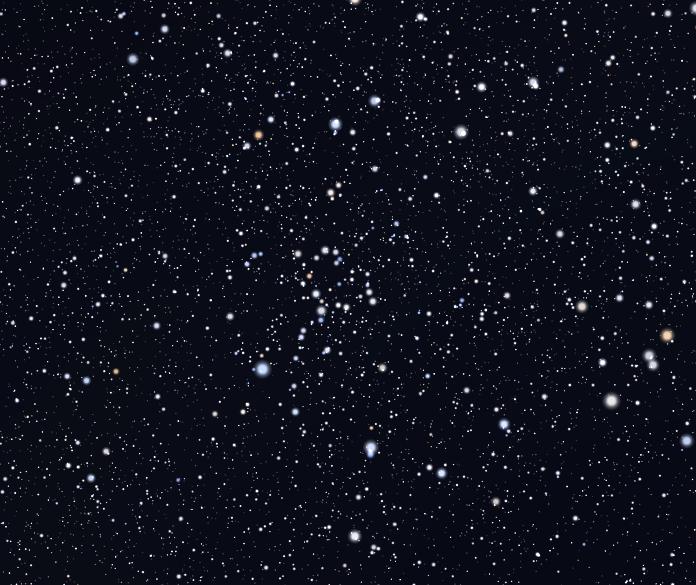 Hubble-Aufnahme von NGC 5474