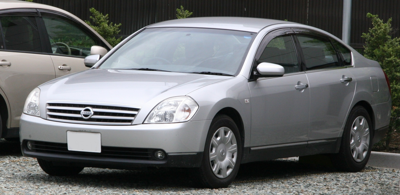File Nissan Teana Jpg Wikipedia