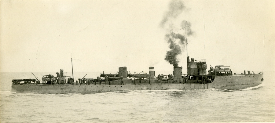 Destroyer Guadiana