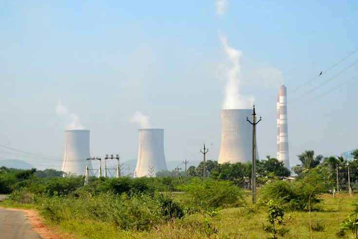 File:NTPC Simhadri Super thermal power plant.jpg