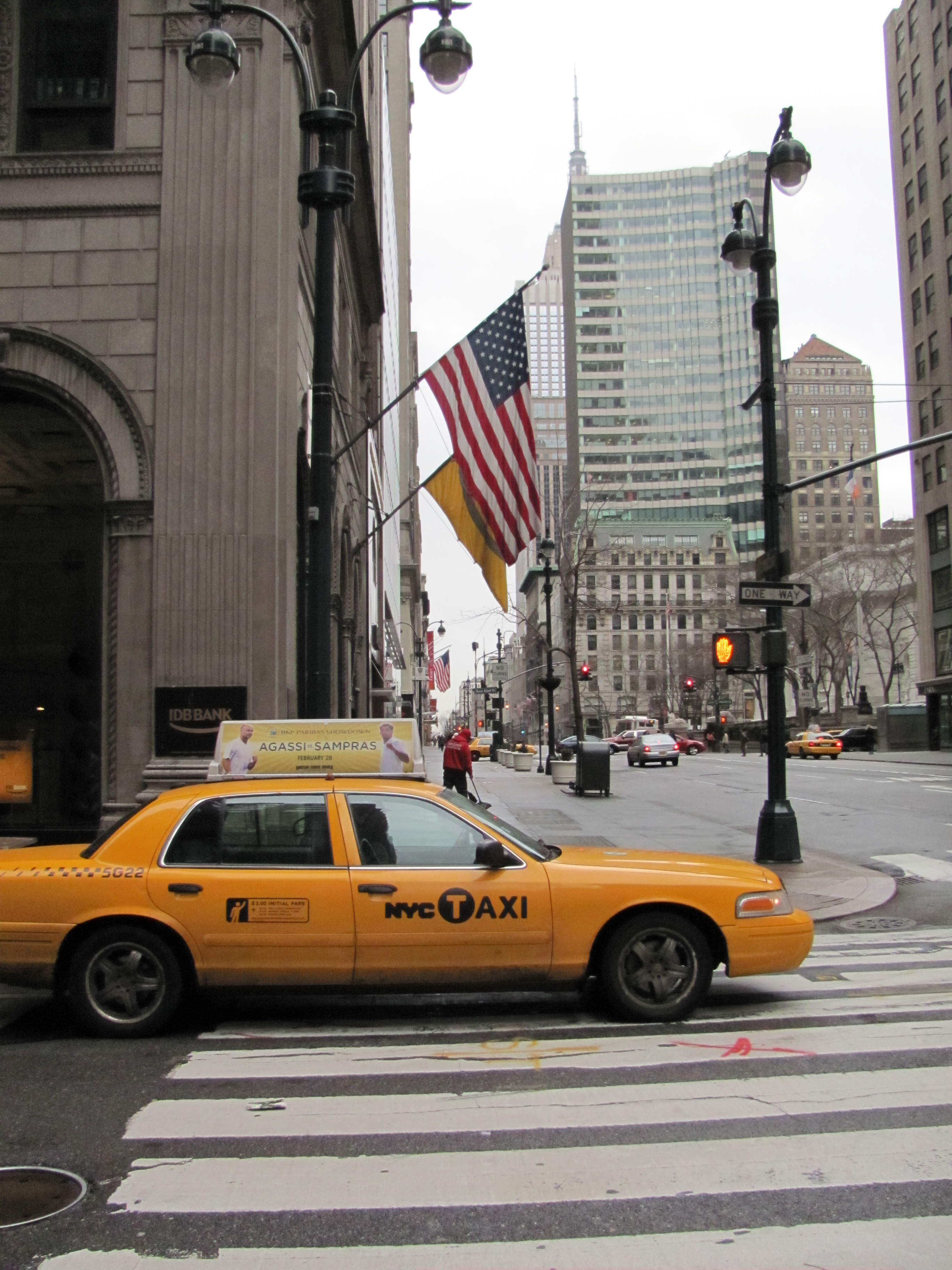 file nyc taxi banner jpg wikimedia commons. Black Bedroom Furniture Sets. Home Design Ideas