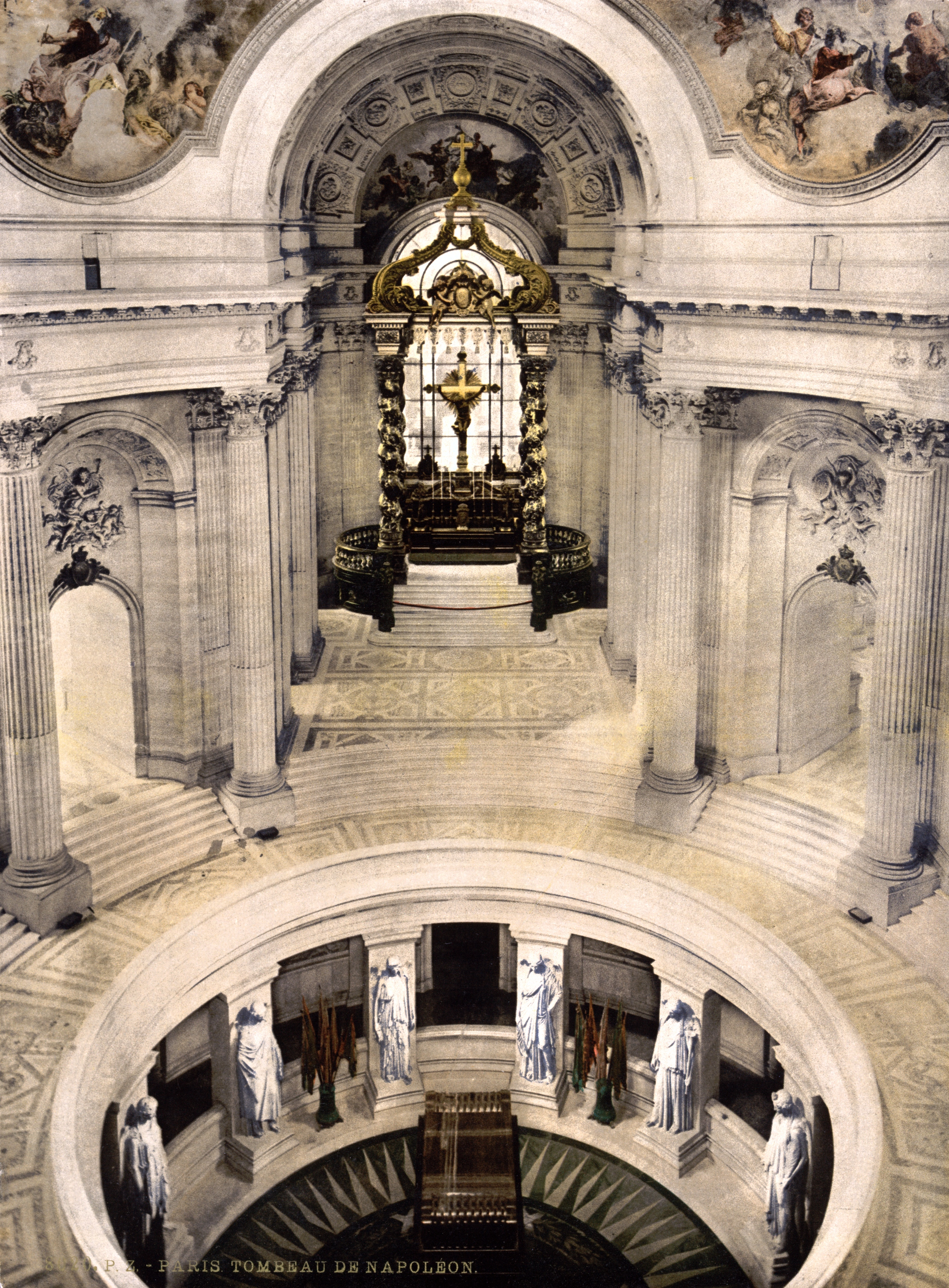 File:Napoleons tomb Paris France.jpg - Wikimedia Commons