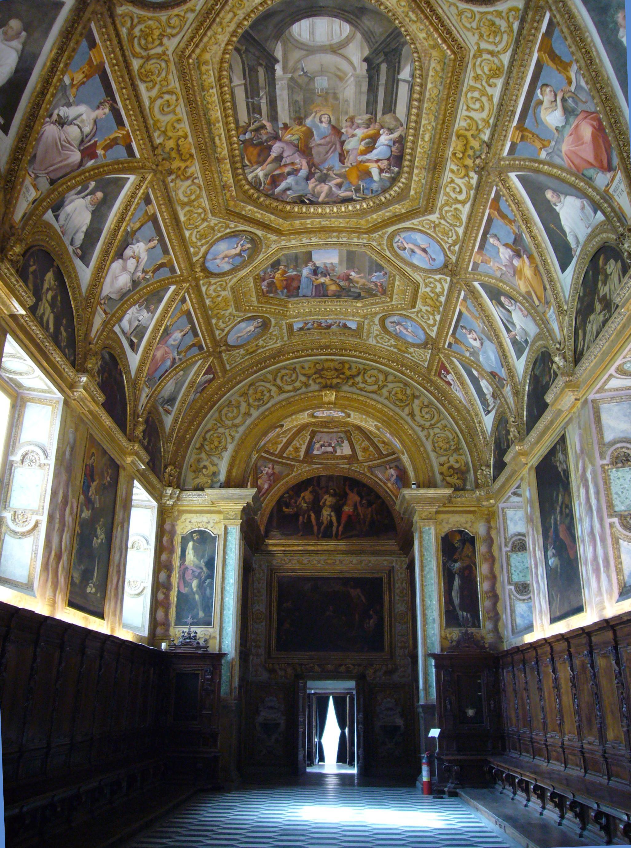 File Napoli S Martino Parlatorio 1050083 Jpg Wikimedia Commons