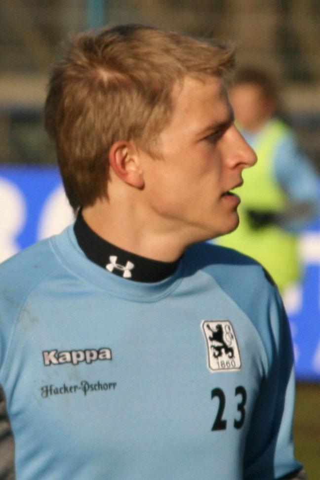 Nicky Adler bei dem Training
