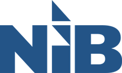 Logo of the Nordic Investment Bank.