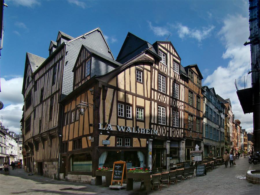 Déménagement à Rouen