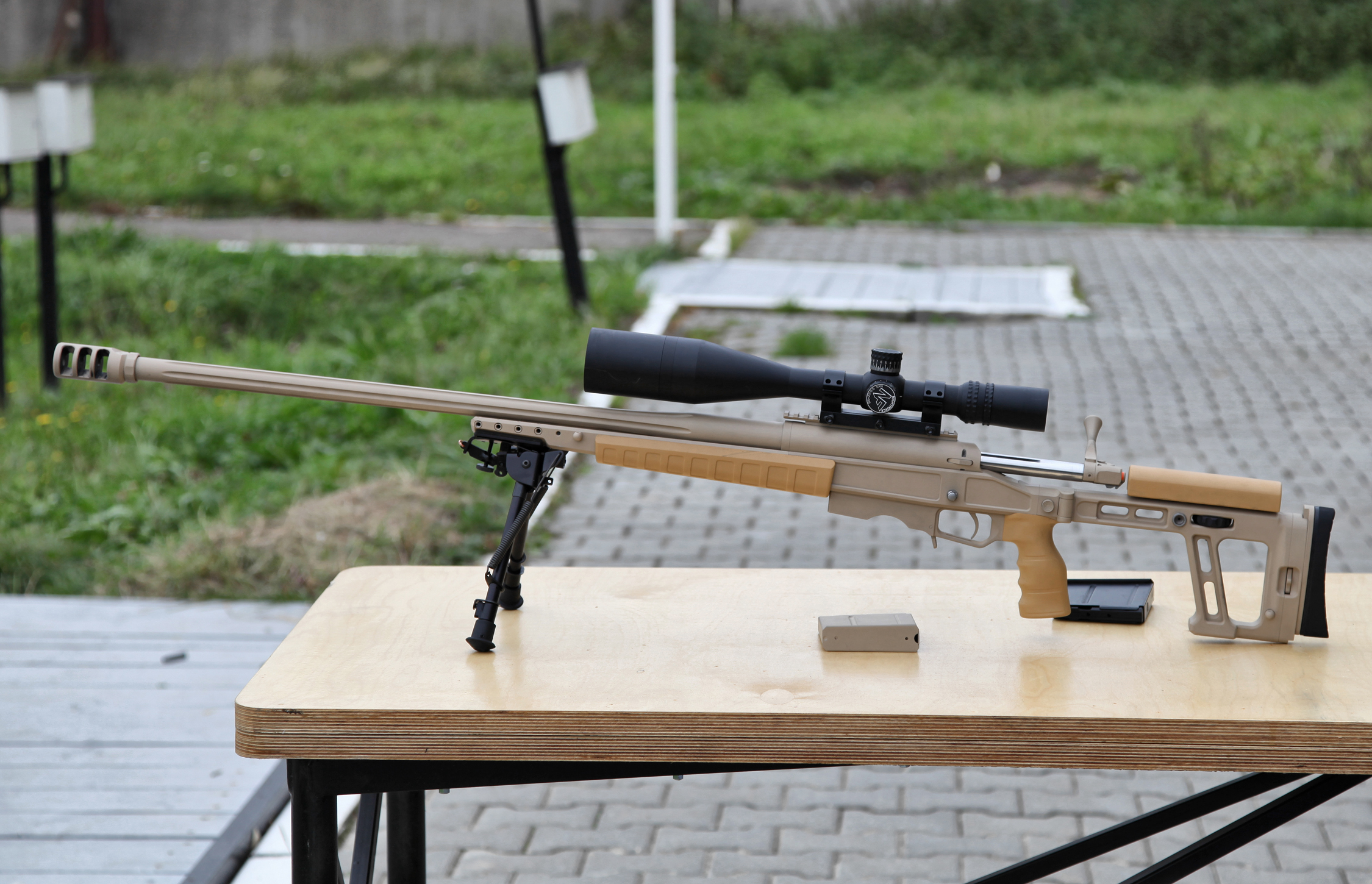 File:ORSIS T-5000 .338LM Sniping competition for The ...