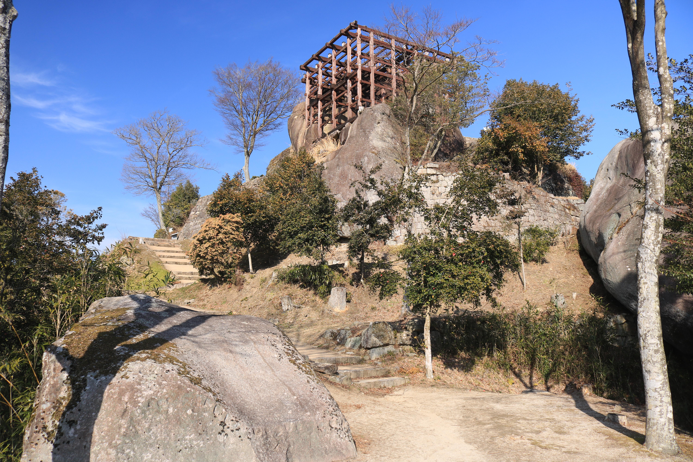 ファイル observation deck of naegi castle s4 jpg wikipedia