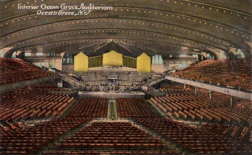 File Ocean Grove Auditorium Ocean Grove New Jersey Png