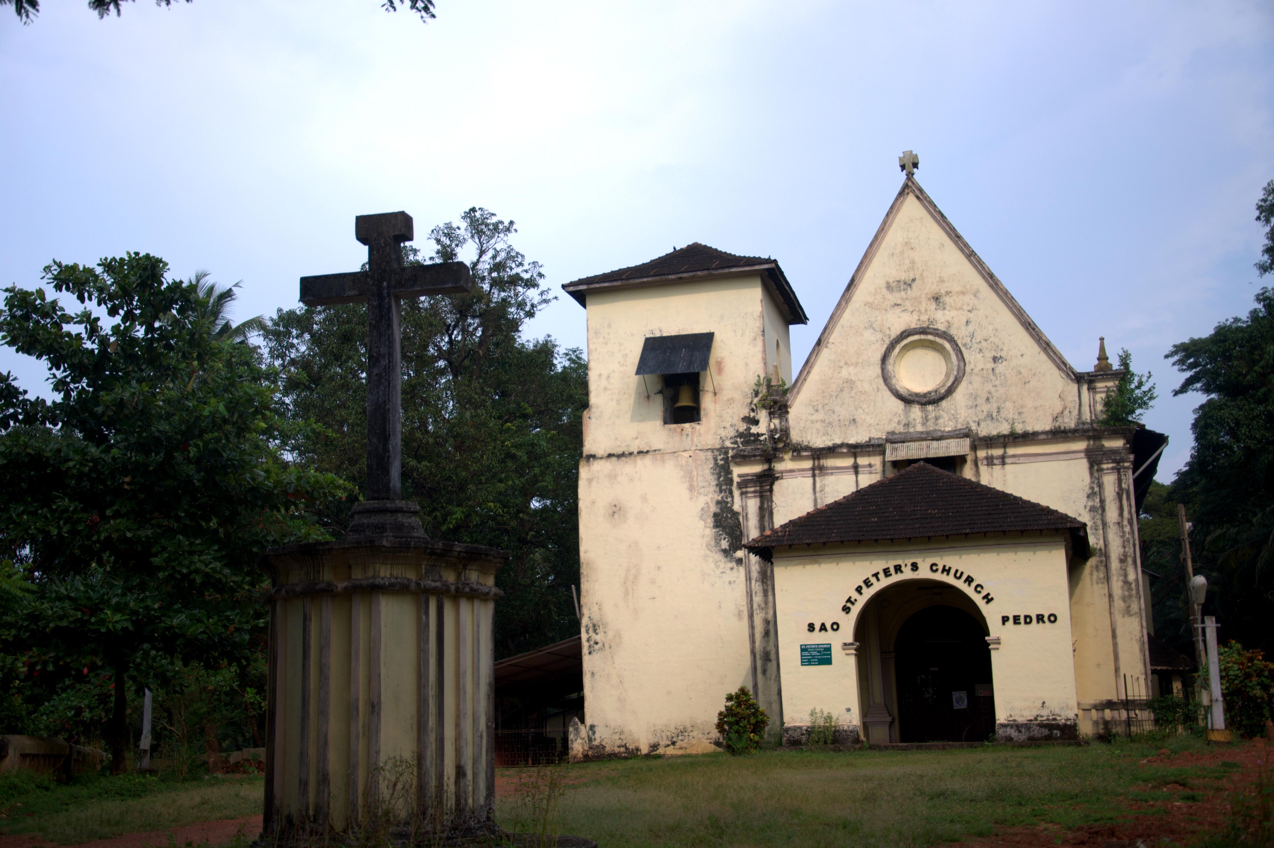 Churches Goa Wikipedia File:old Goa,church of st