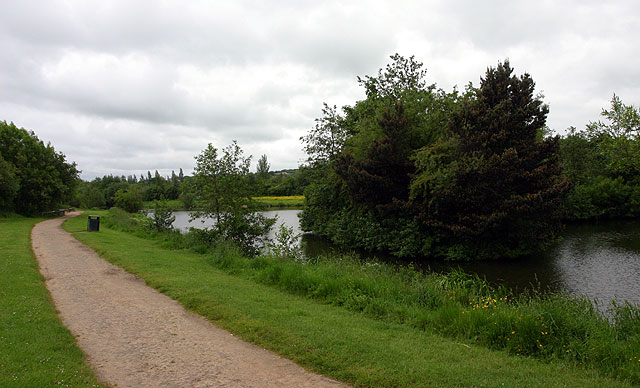 Orrell Water Park - geograph.org.uk - 15890