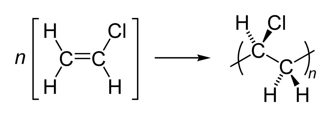 PVC molecule image