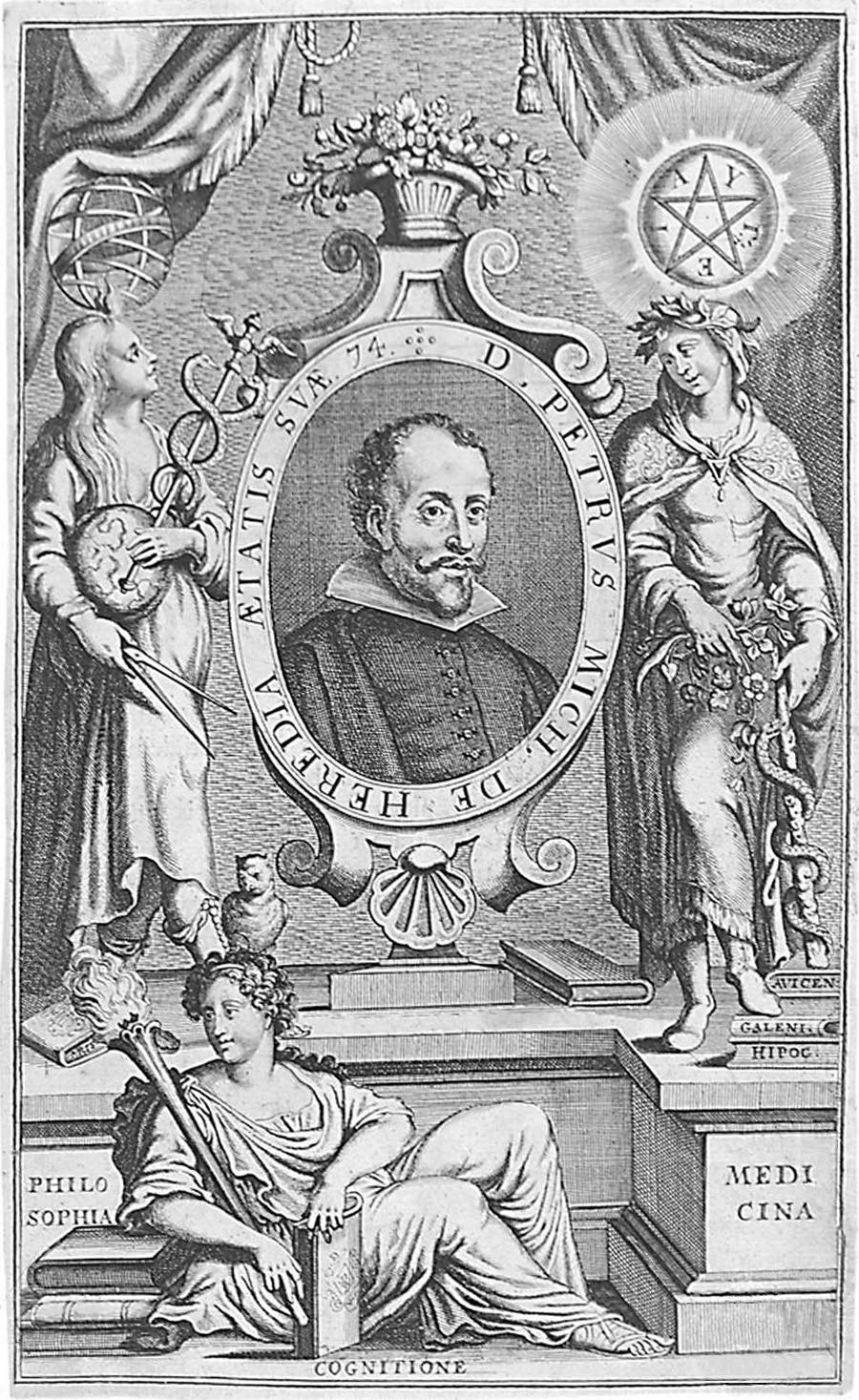 Pedro Miguel De Heredia