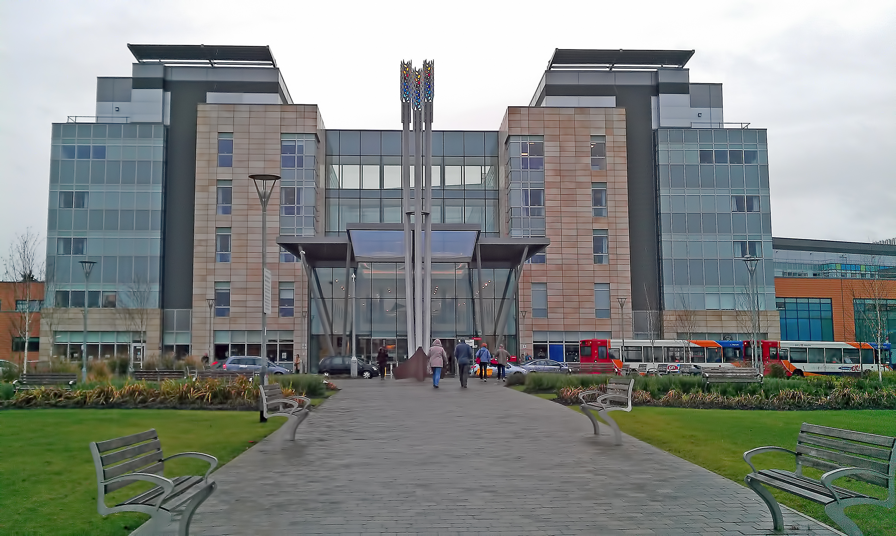Opinions on peterborough city hospital