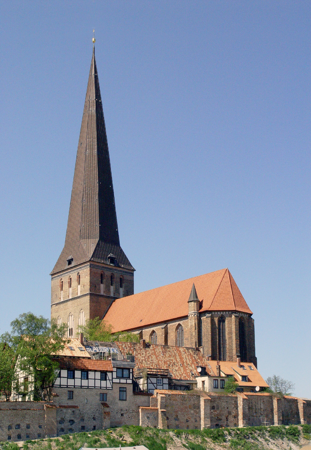 Kirchen Rostock