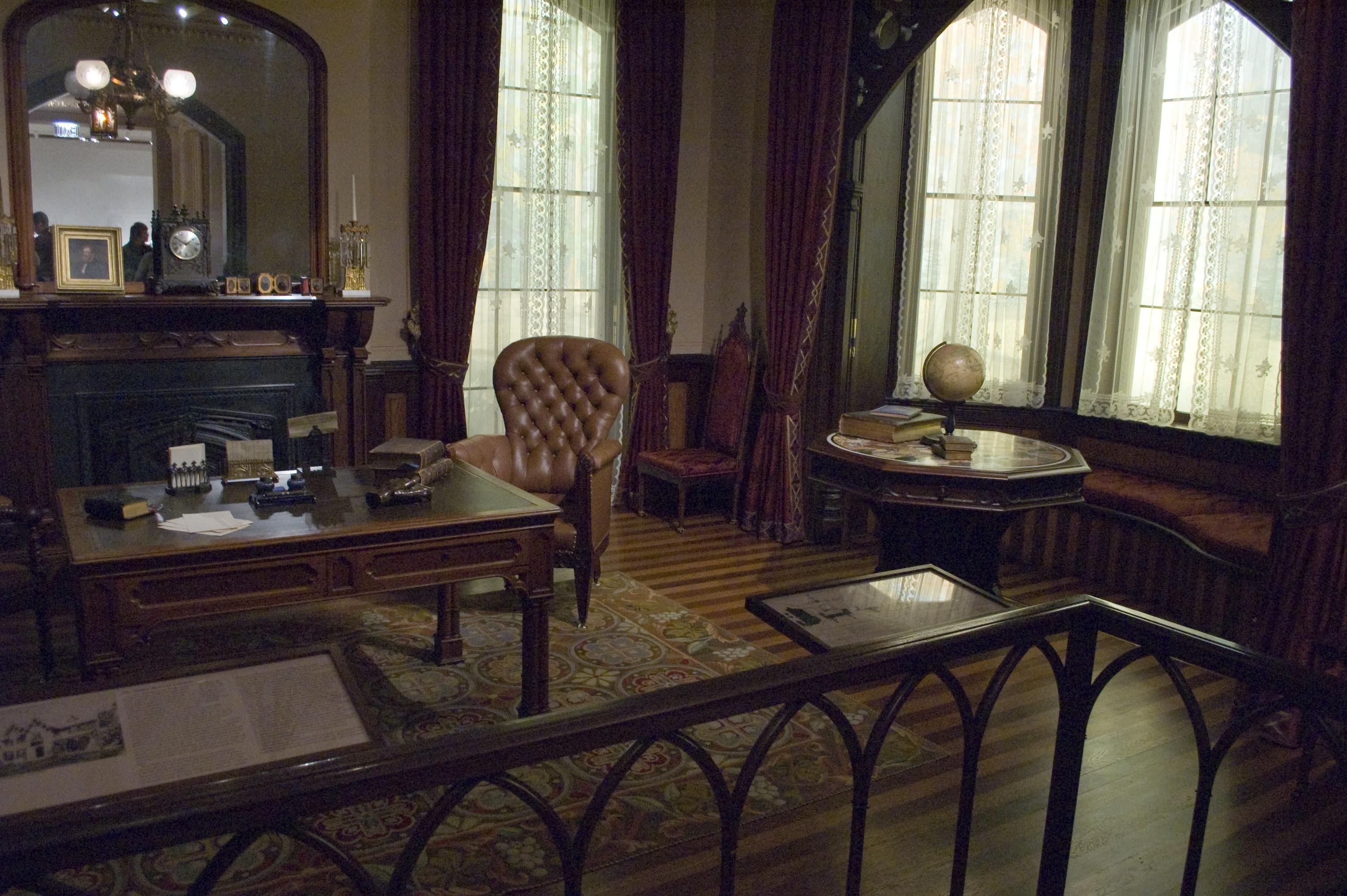 Original Victorian Living Room Photos