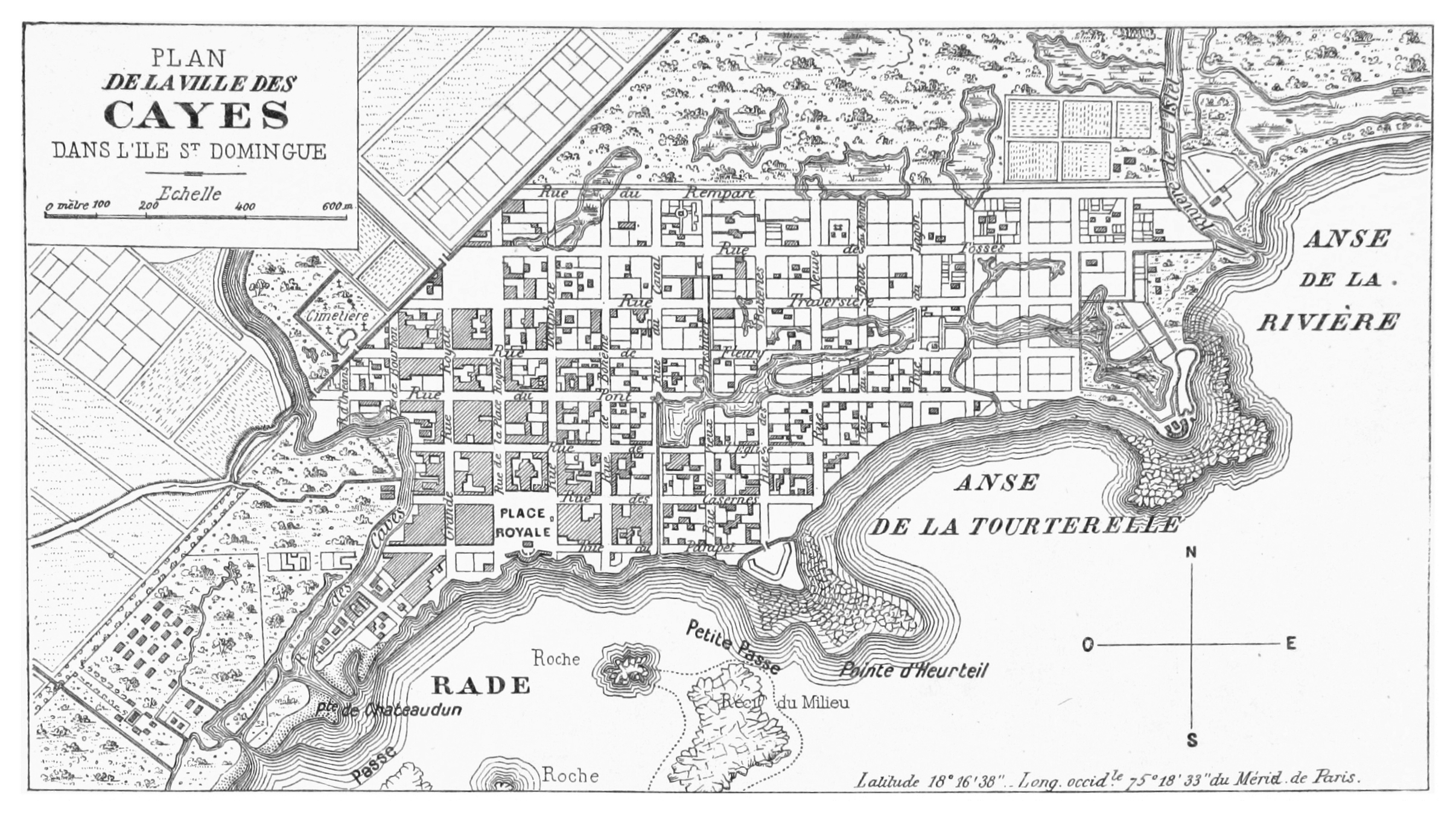 FilePlan de la ville des Cayesjpg Wikimedia Commons