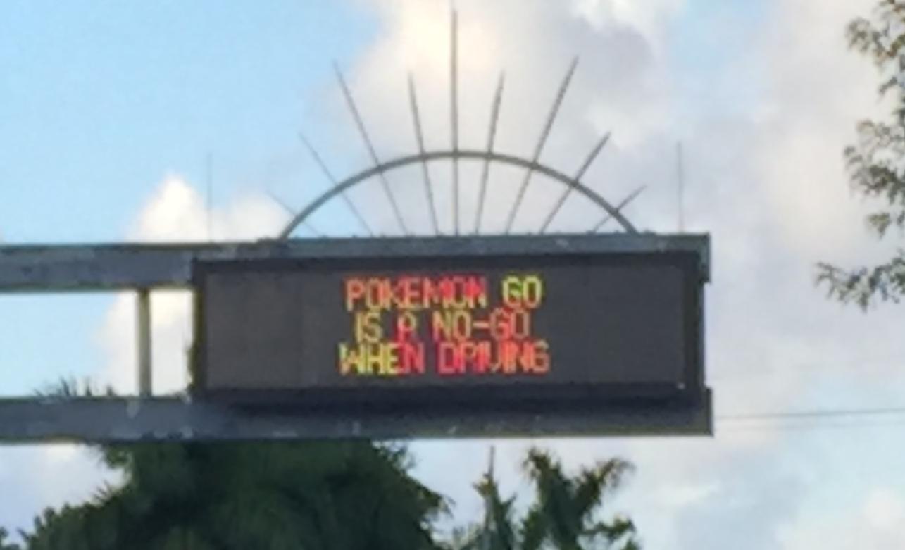 Pokemon Go Driving Car Count Toward Egg