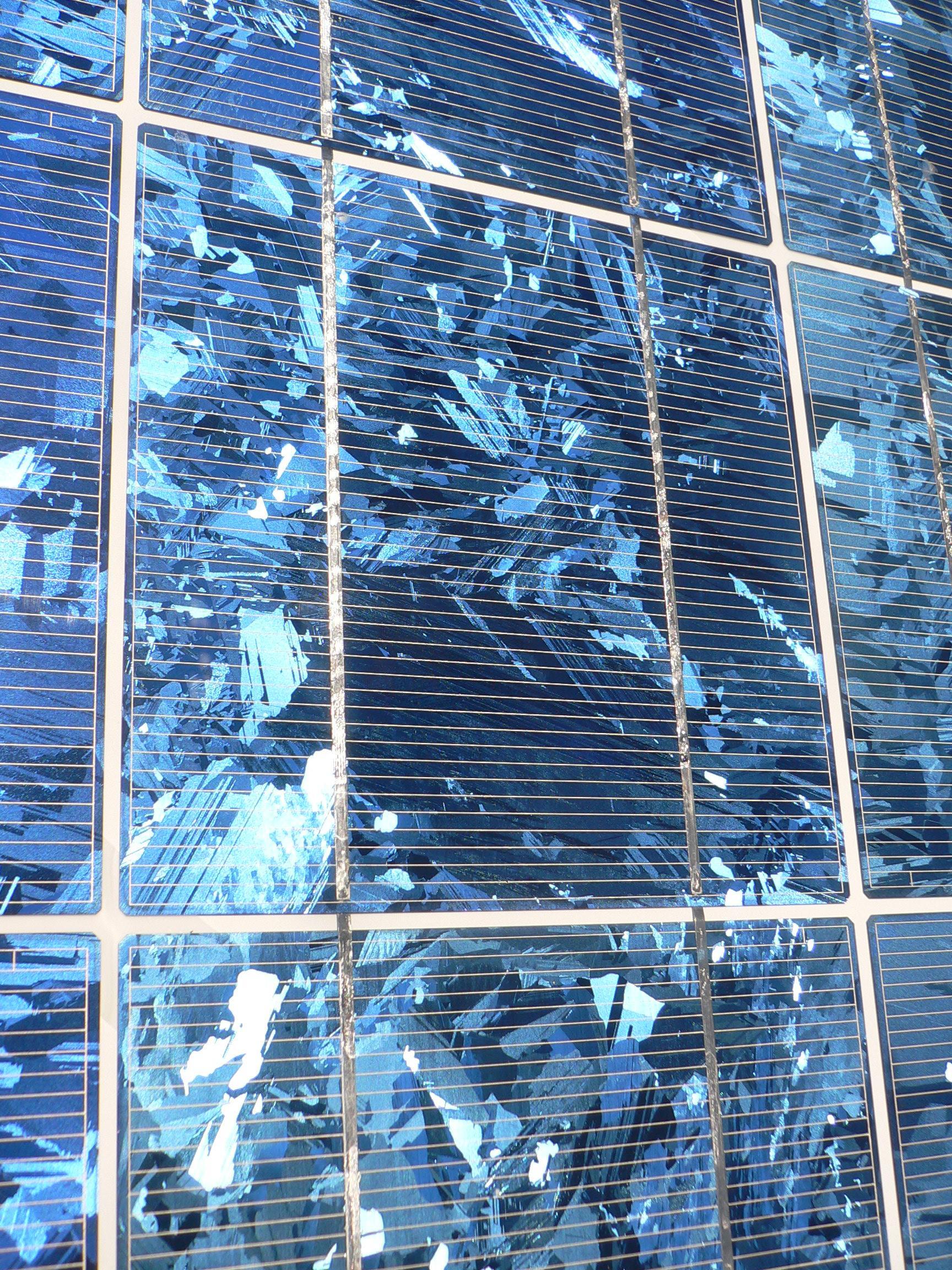 solarzelle - wikiwand, Hause ideen
