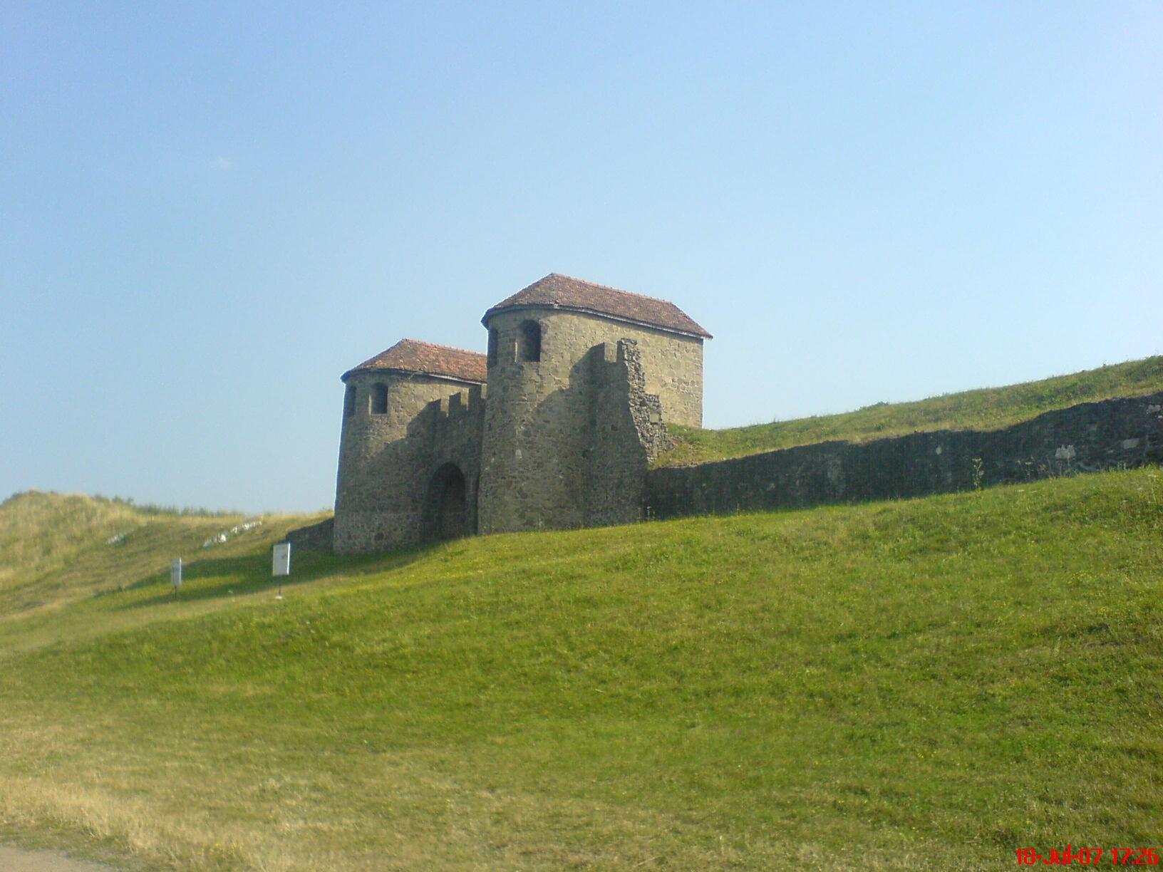 Pevnost Porolissum