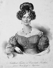 Portrait of Adelheid von Carolath-Beuthen around 1830.png