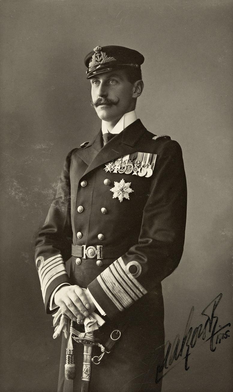 Portrett av Kong Haakon VII King Haakon VII, 1915 crop.jpg