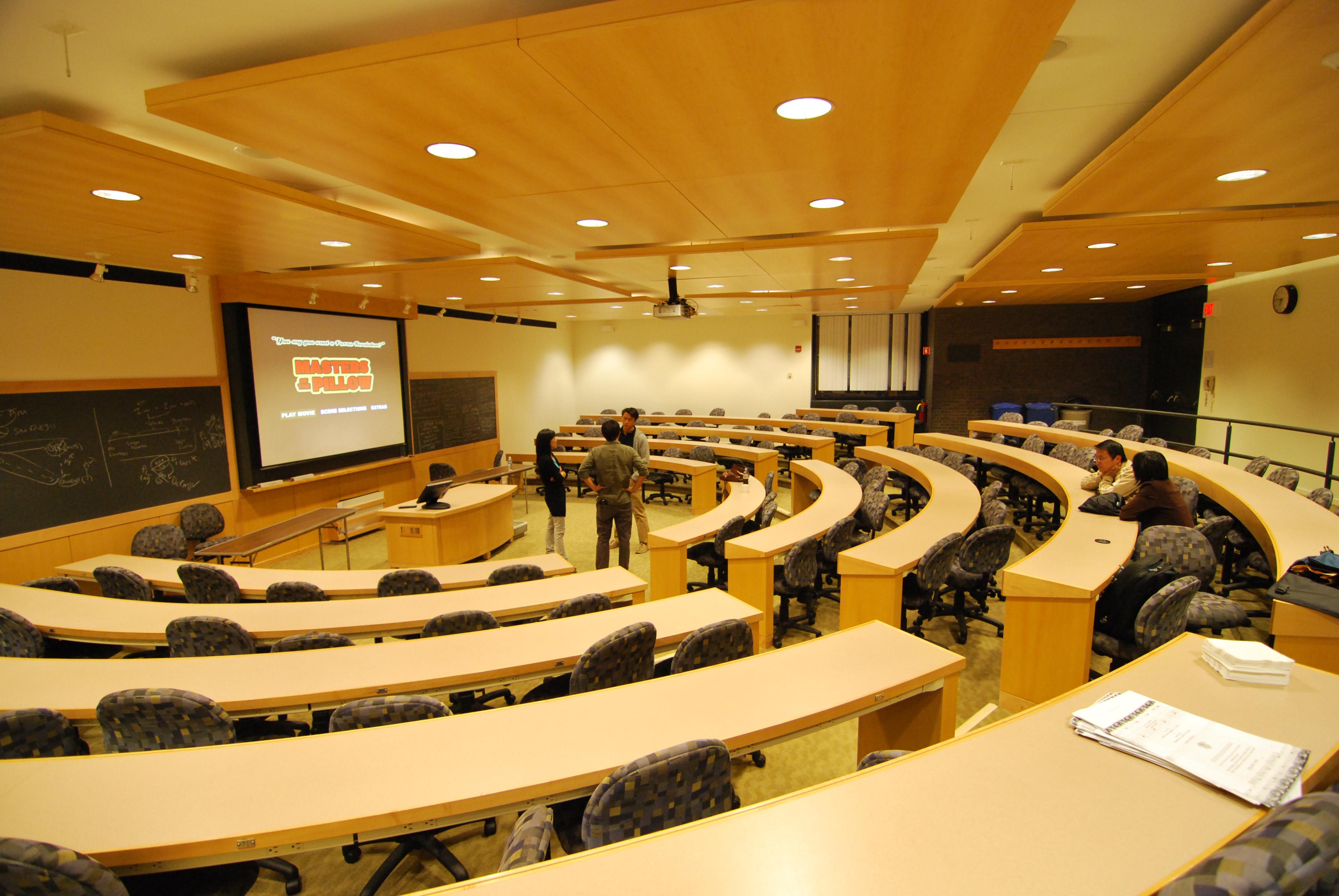 Harvard Classroom Design : Impact of social sciences five minutes with nicholas a