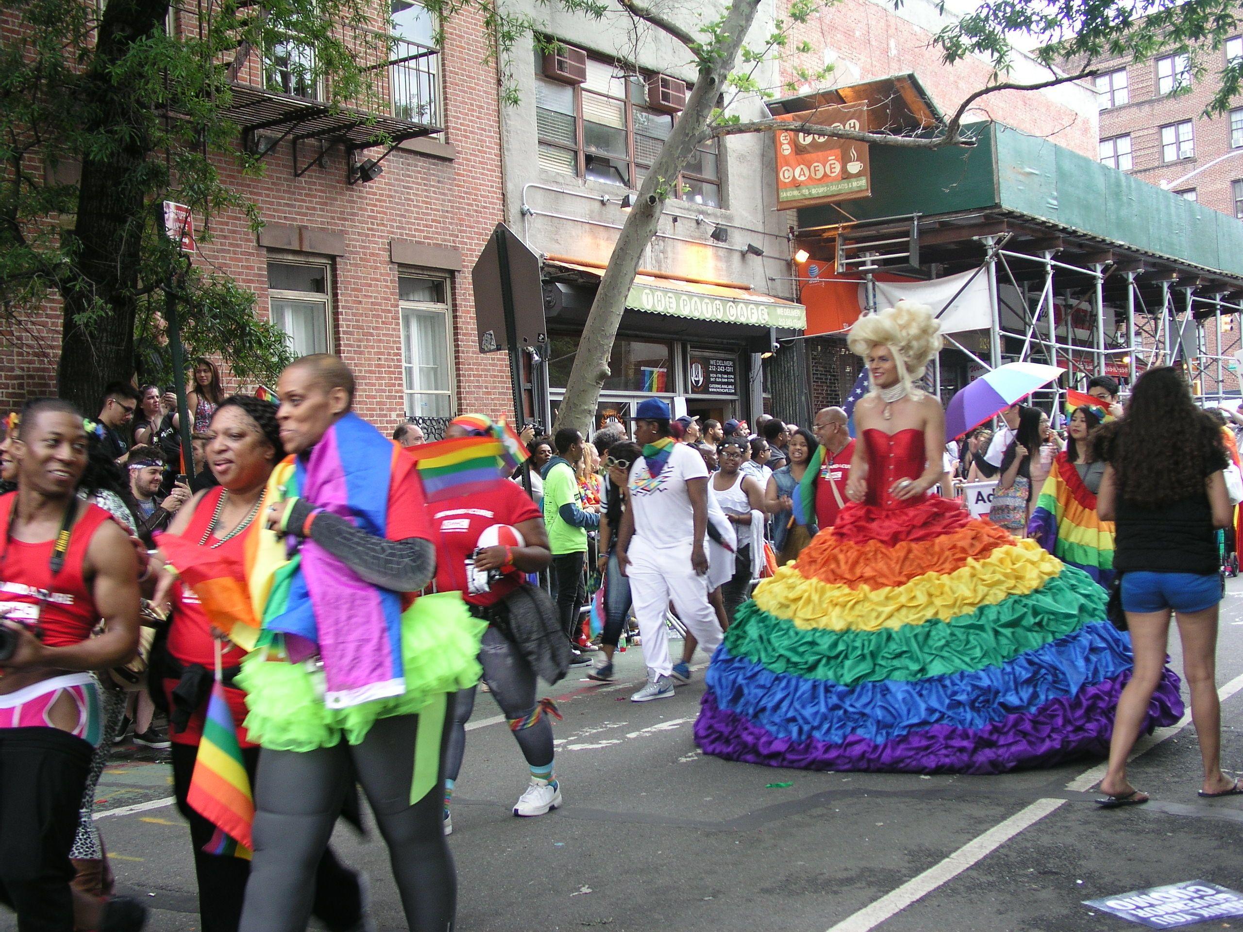 New York Gay Pride - NewYorkCityde
