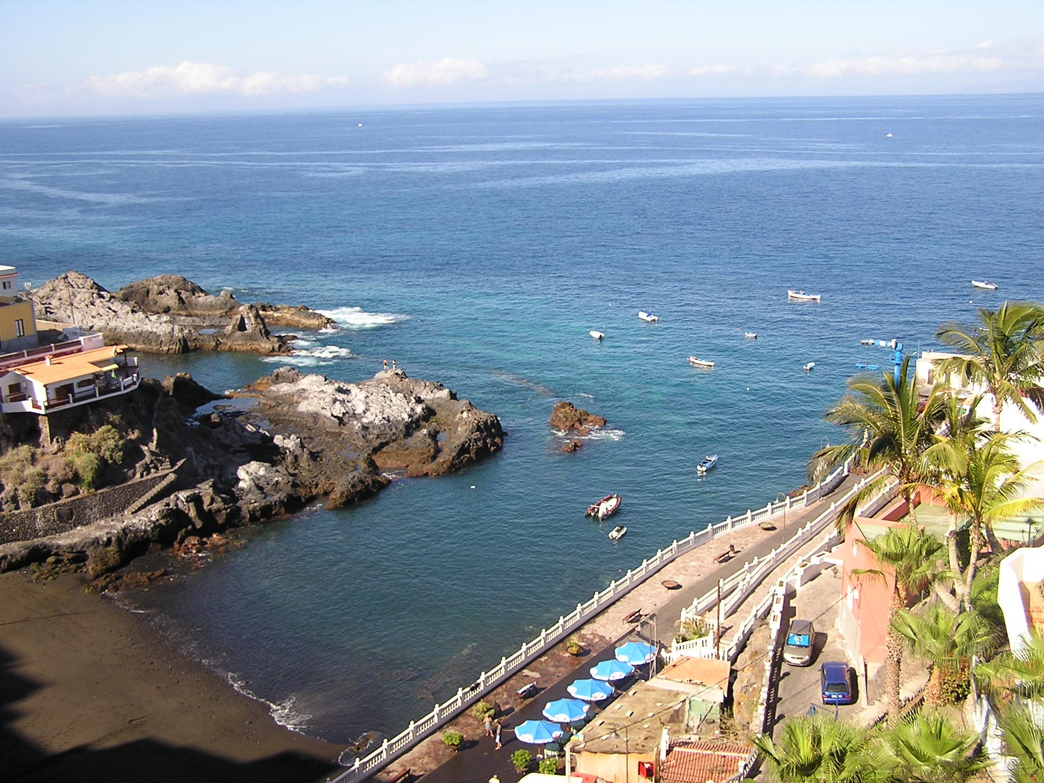 File puerto santiago jpg wikimedia commons - Puerto santiago tenerife mapa ...