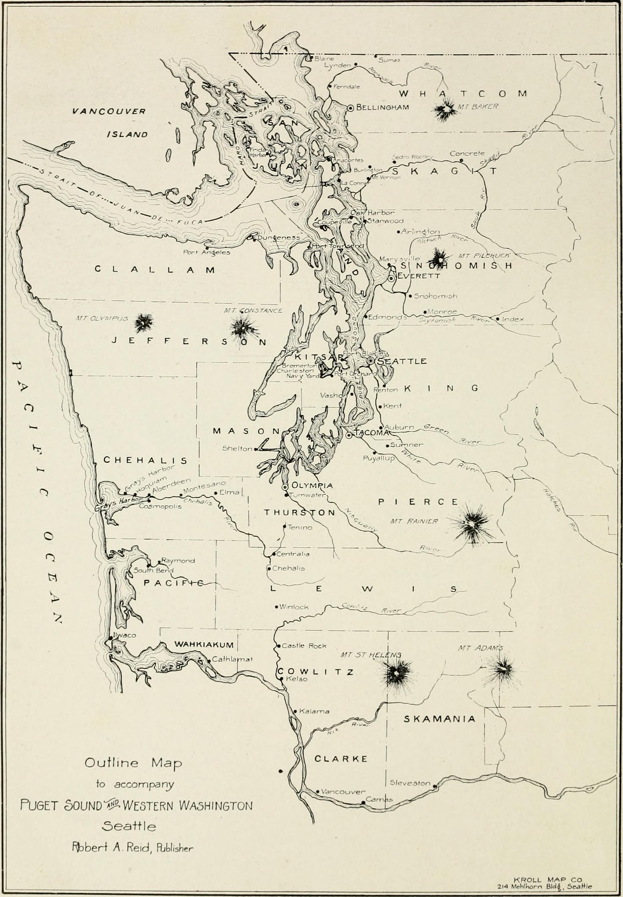 File:Puget Sound and western Washington; cities-towns-scenery (1912 ...
