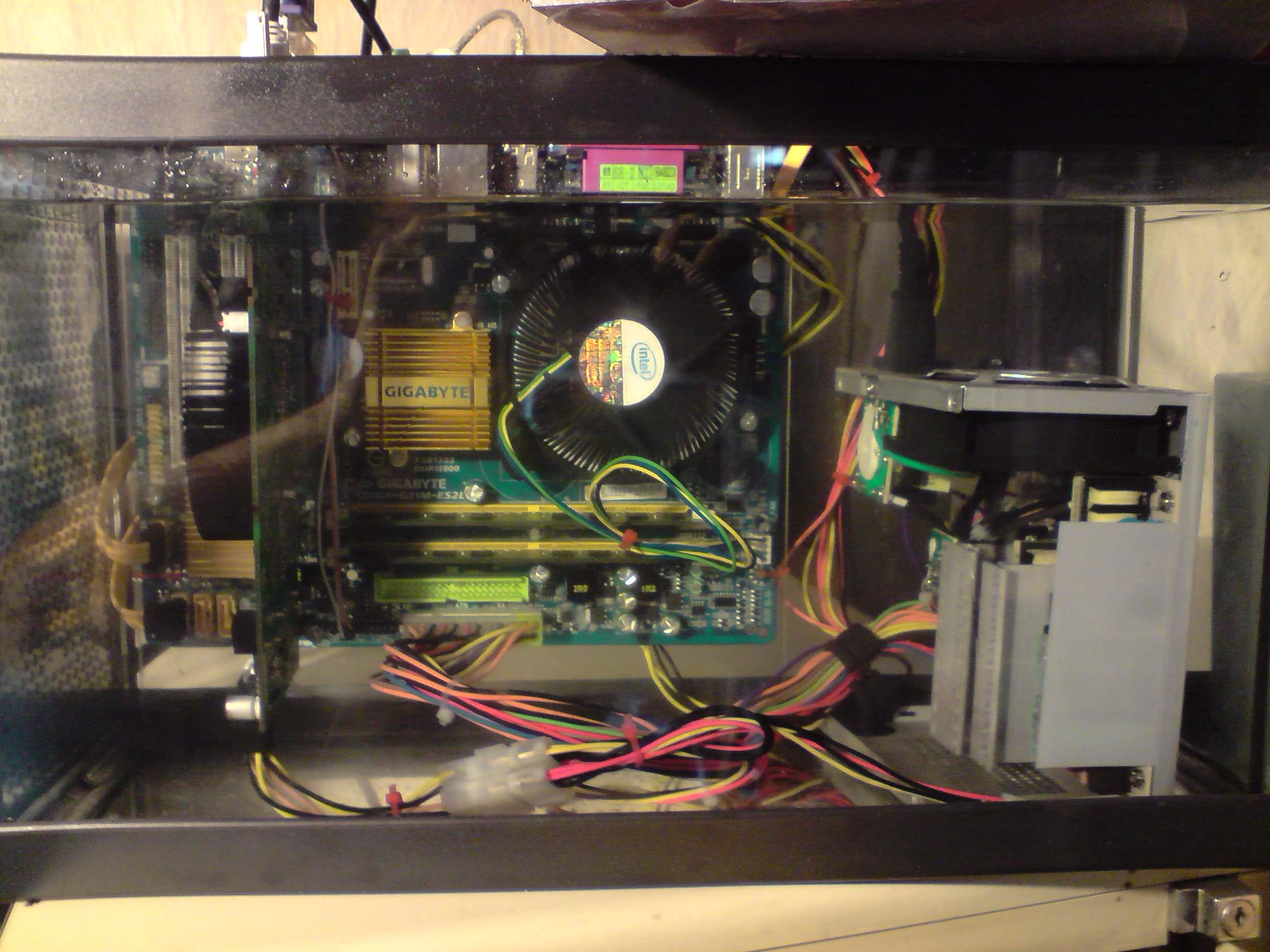 ordinateur déchets