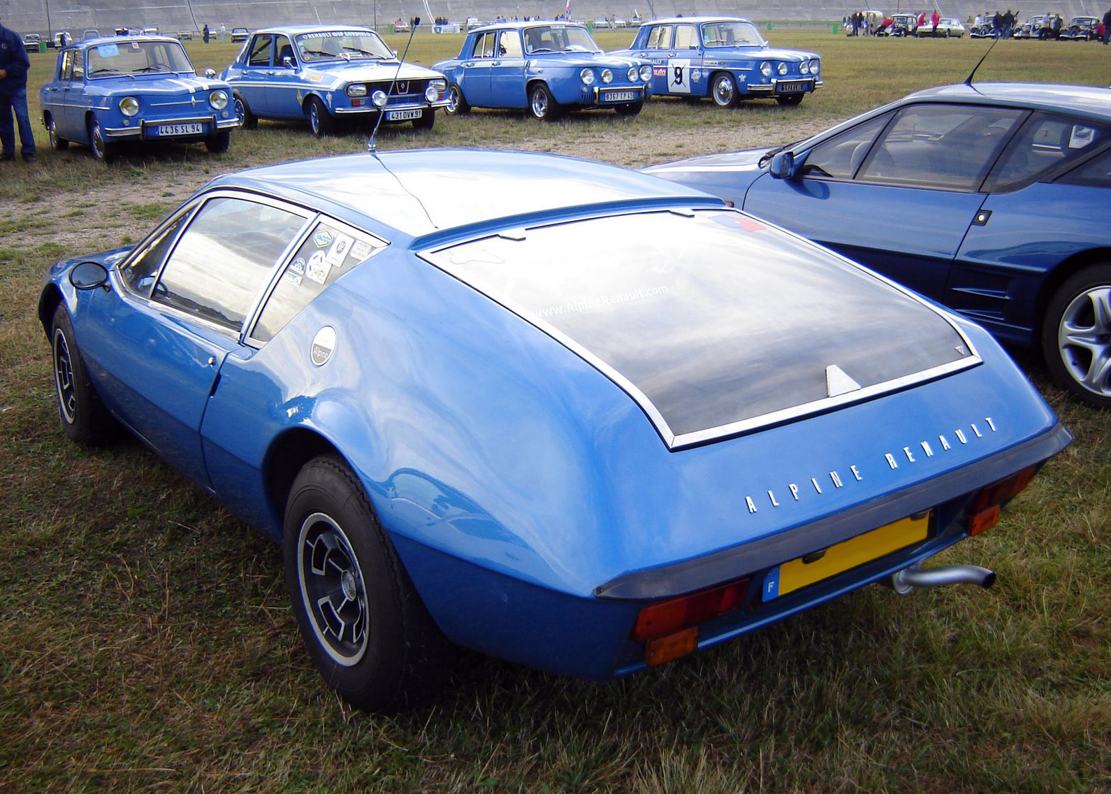 file renault alpine a310 four wikimedia commons. Black Bedroom Furniture Sets. Home Design Ideas