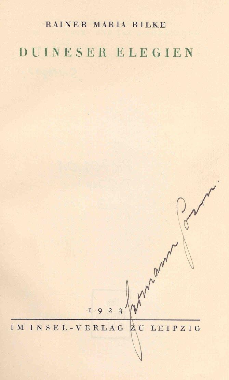 Rilke gedichte glück Glück. Buch