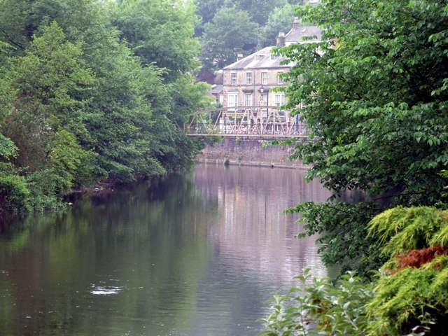 River Derwent - geograph.org.uk - 462174