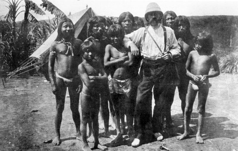 Roger Casement en el Putumayo