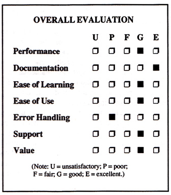Evaluation of wikipedia