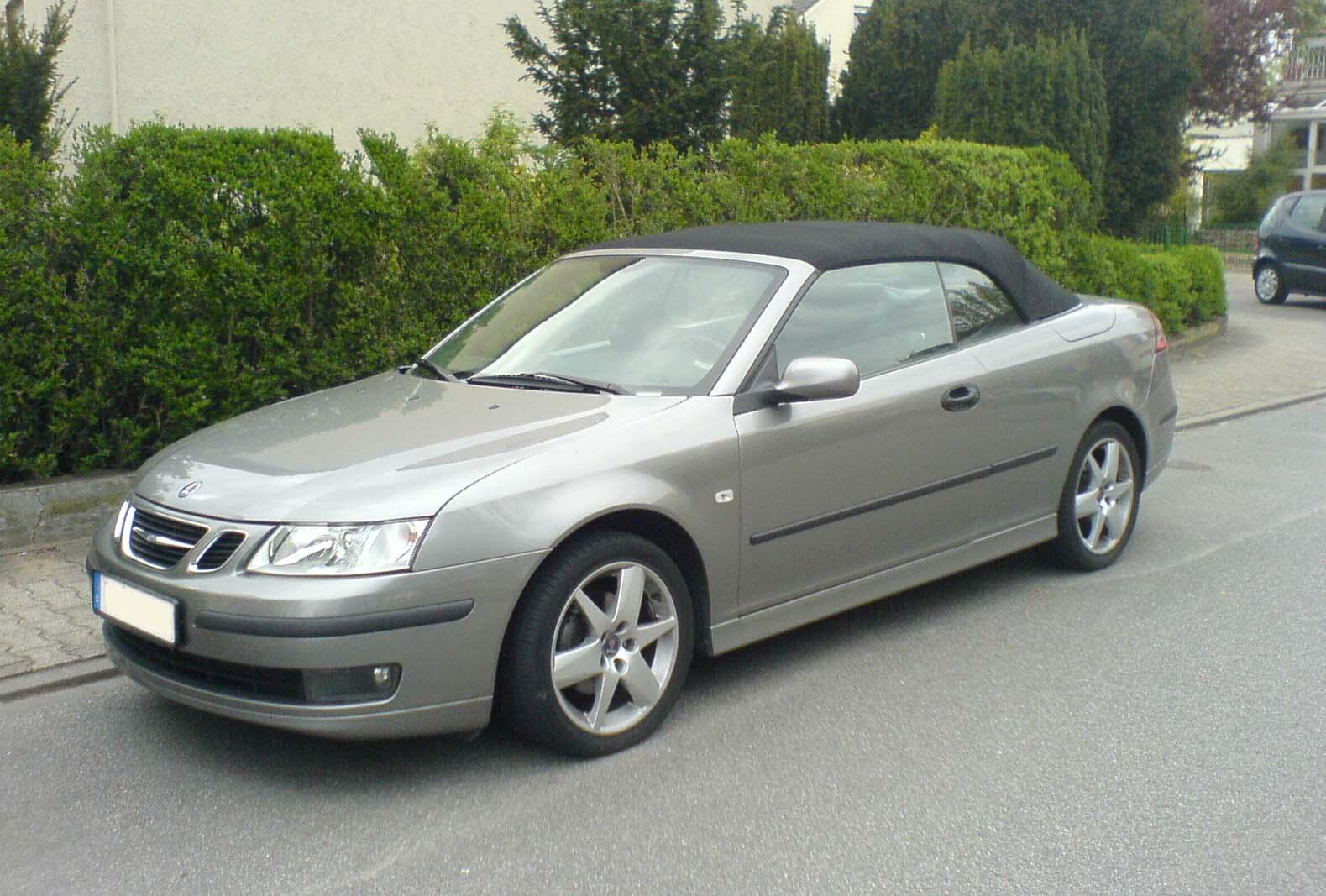 SAAB 9-3 Cabrio (2003)