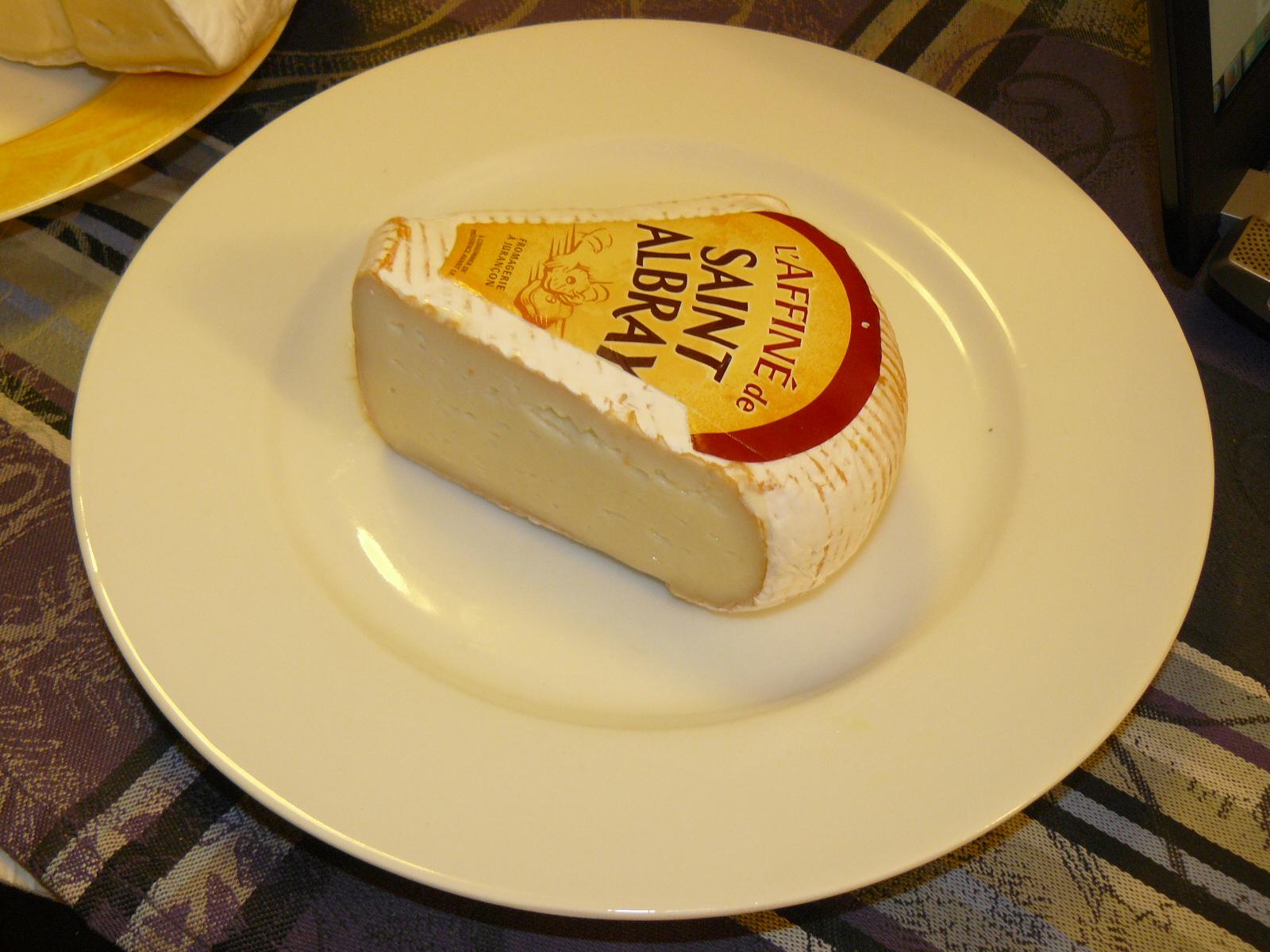 Bildergebnis für Wikimedia Commons Bilder Saint Albray Käse