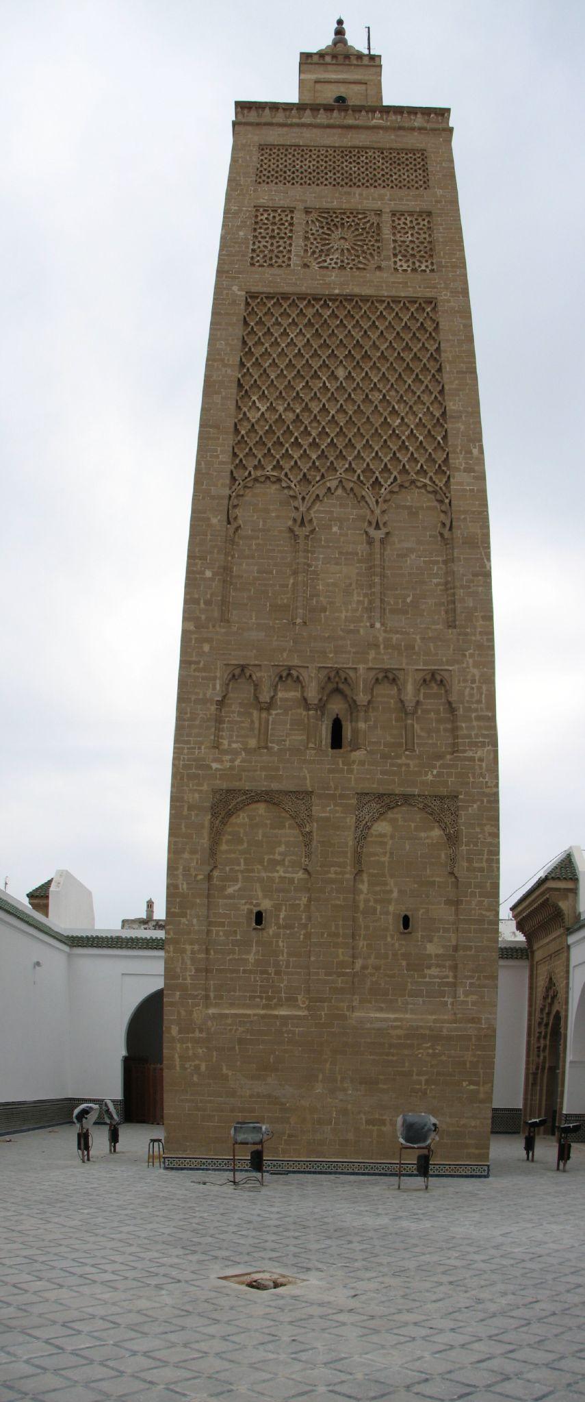 hvad er hovedstaden i marokko