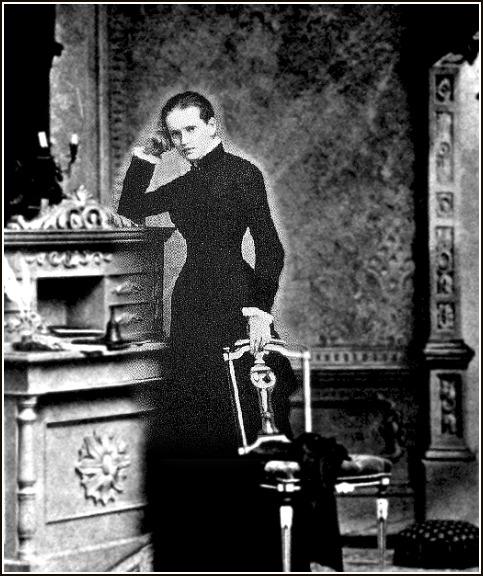 Louise von Salomé, Zurych, 1882