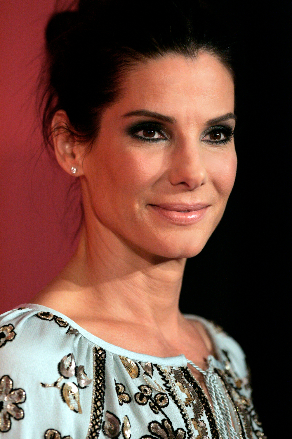 how old is sandra bullock