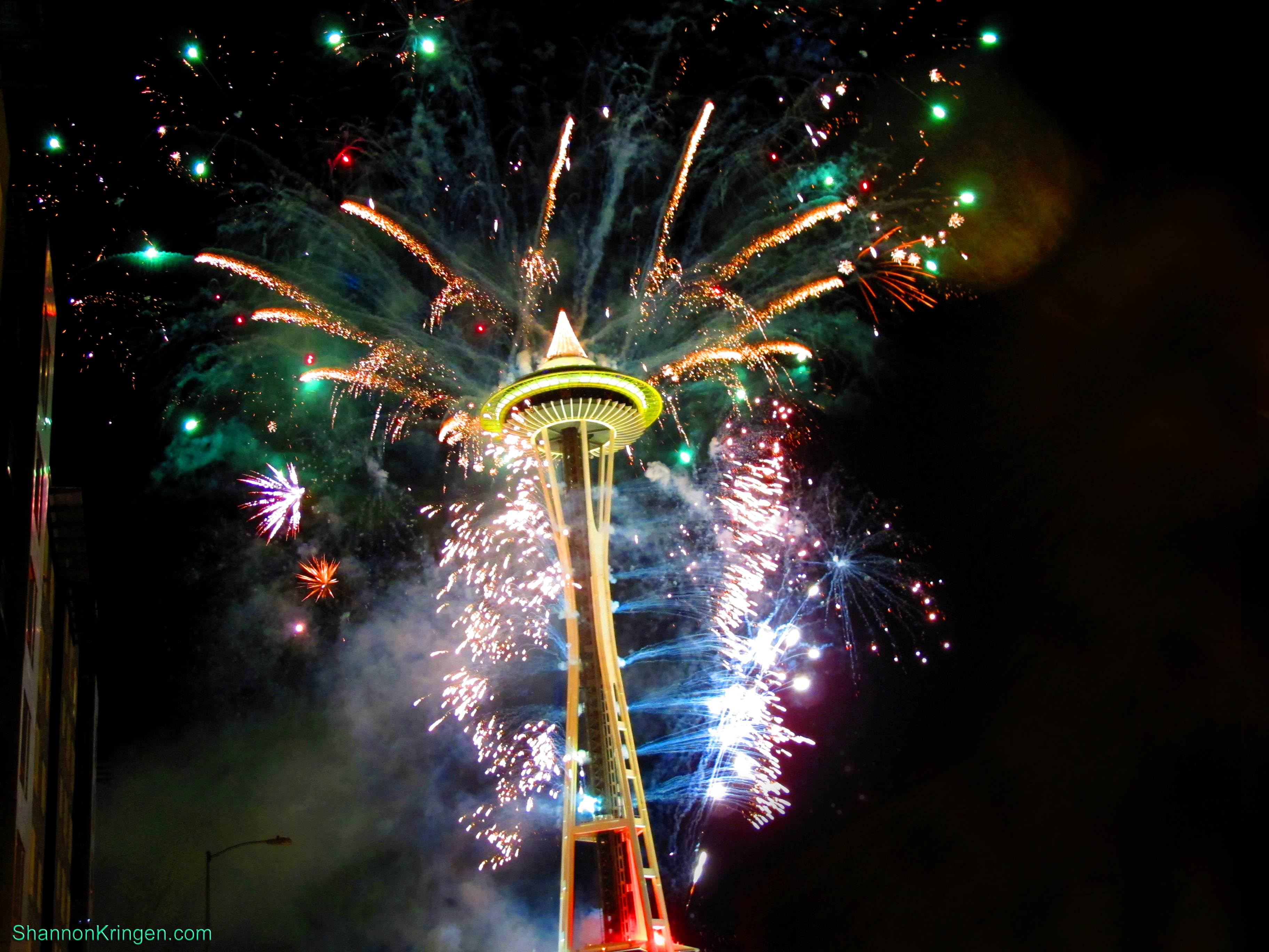New Years Eve 2018 Seattle
