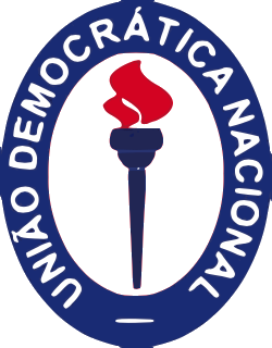 National Democratic Union (Brazil) Defunct political party in Brazil
