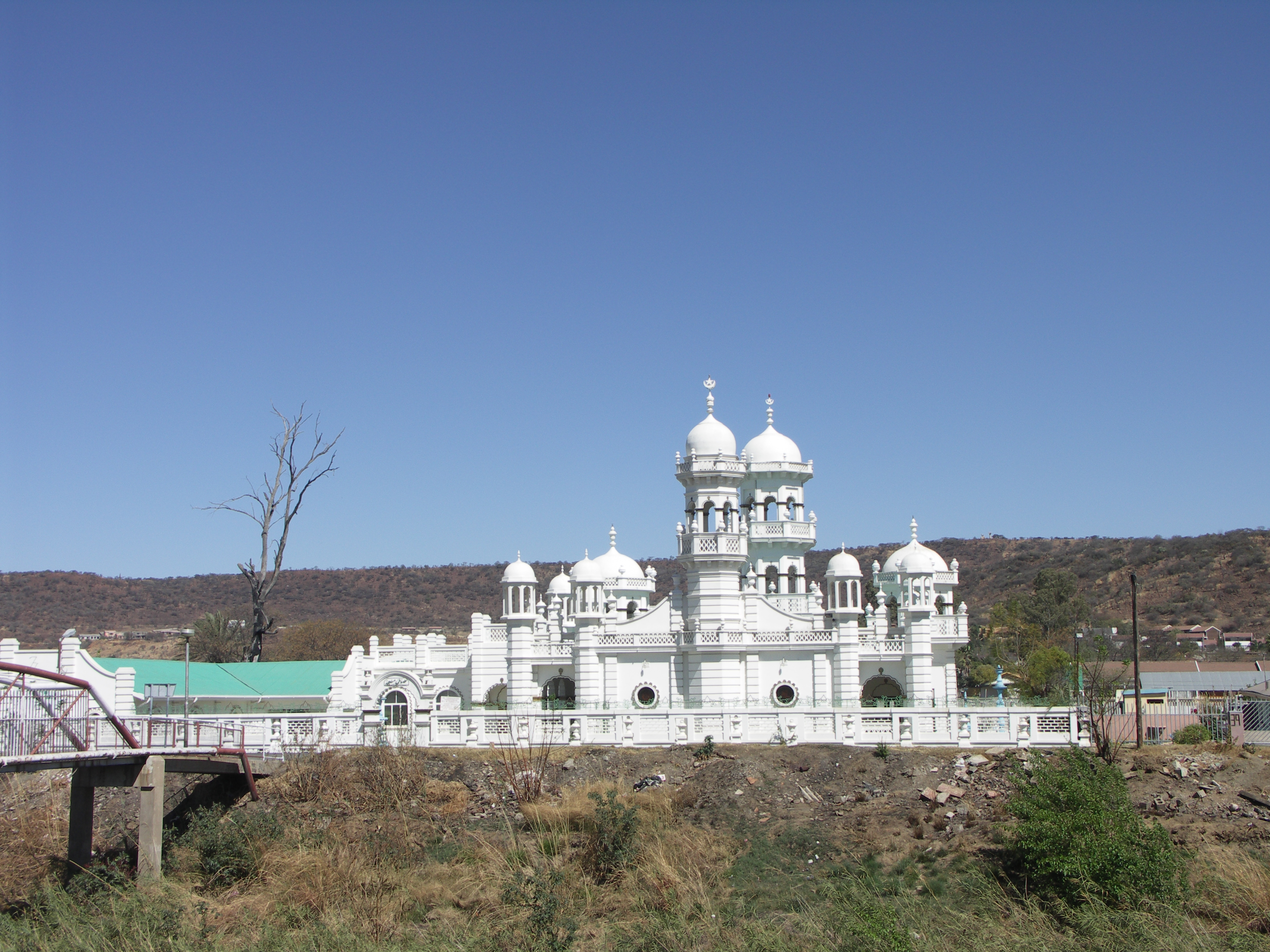 Ladysmith South Africa  City pictures : South Africa Ladysmith Sufi Mosque 01 Wikipedia, the free ...