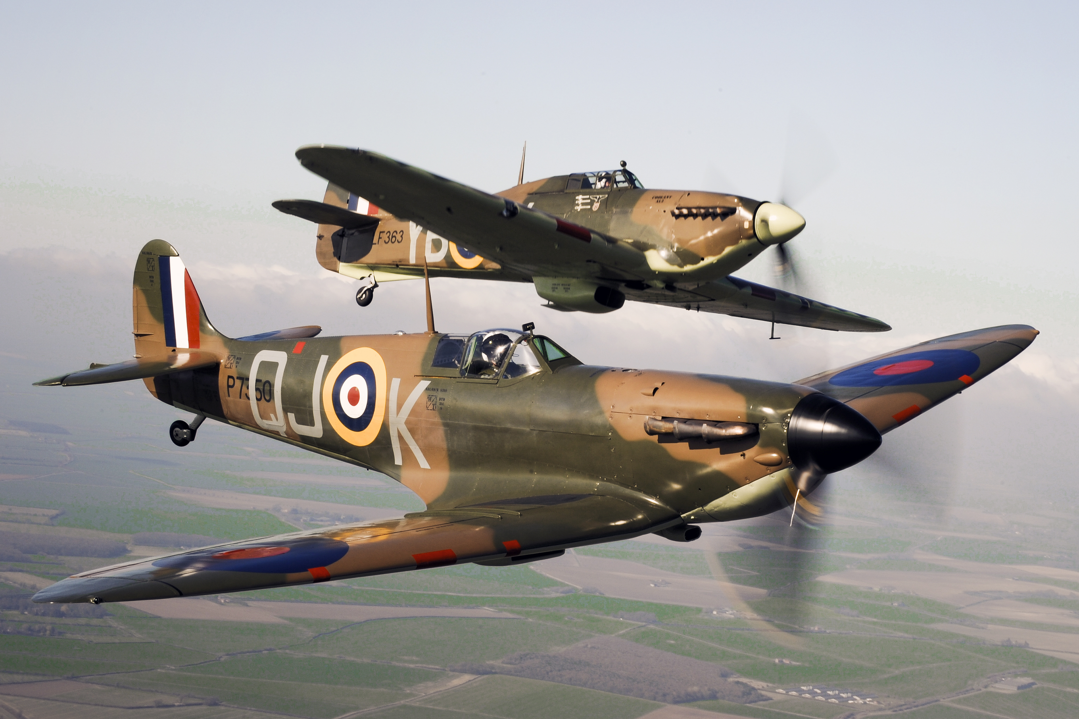 File Spitfire P7350 By The Raf Jpg Wikimedia Commons