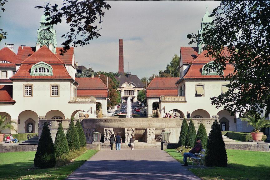 Schwanensee Bad Nauheim