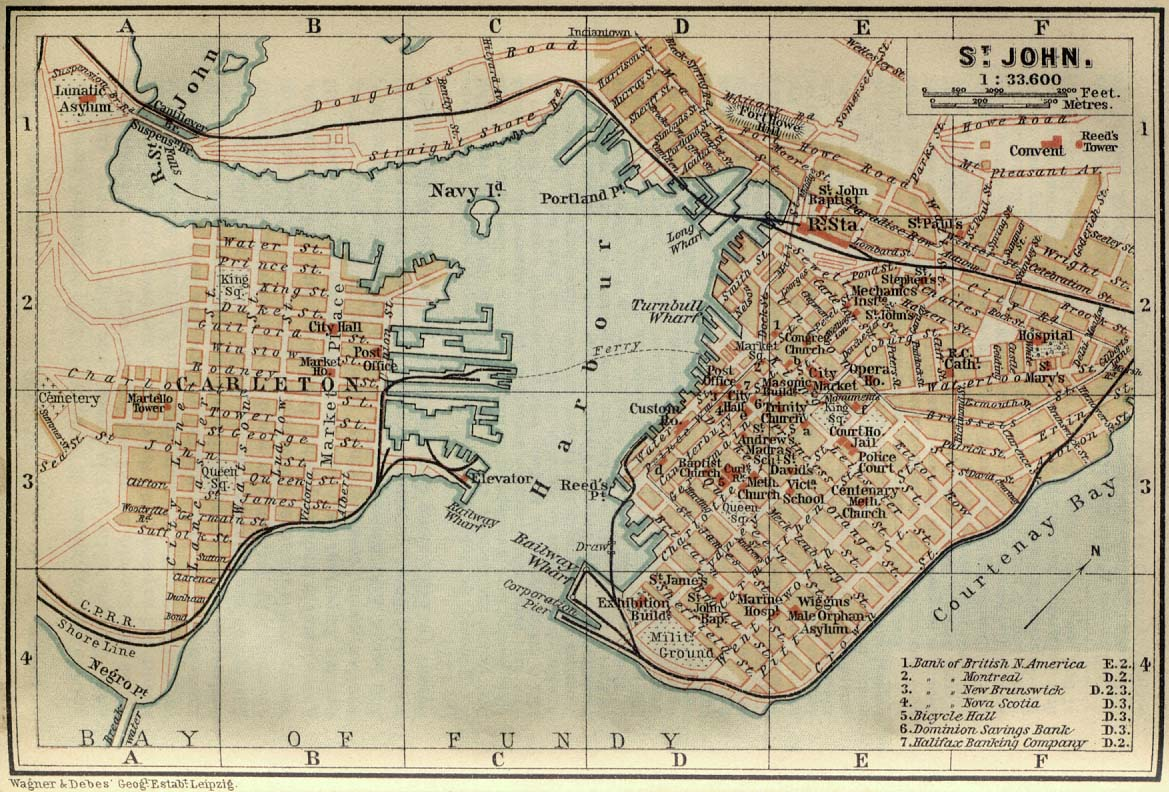 File St John New Brunswick Map 1894 Jpg Wikimedia Commons