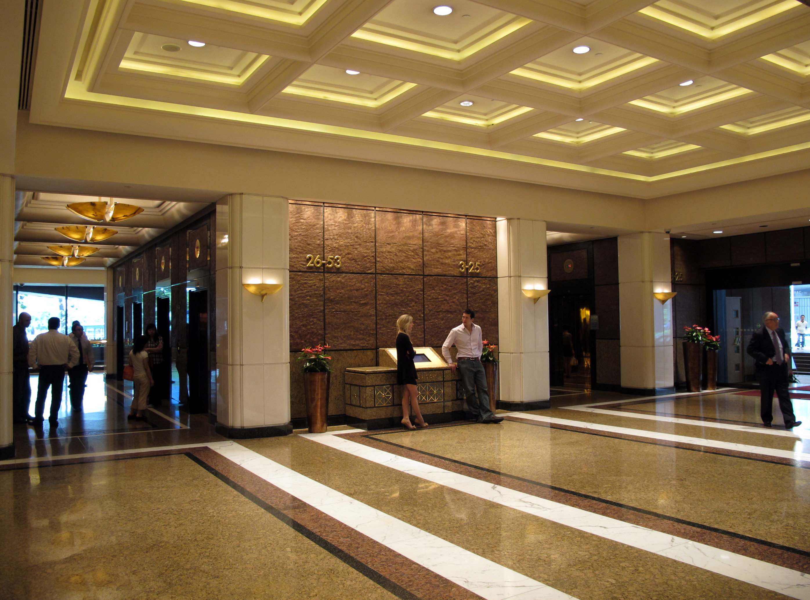 lobby office. File:Sun Hung Kei Centre Office Lobby.jpg Lobby V