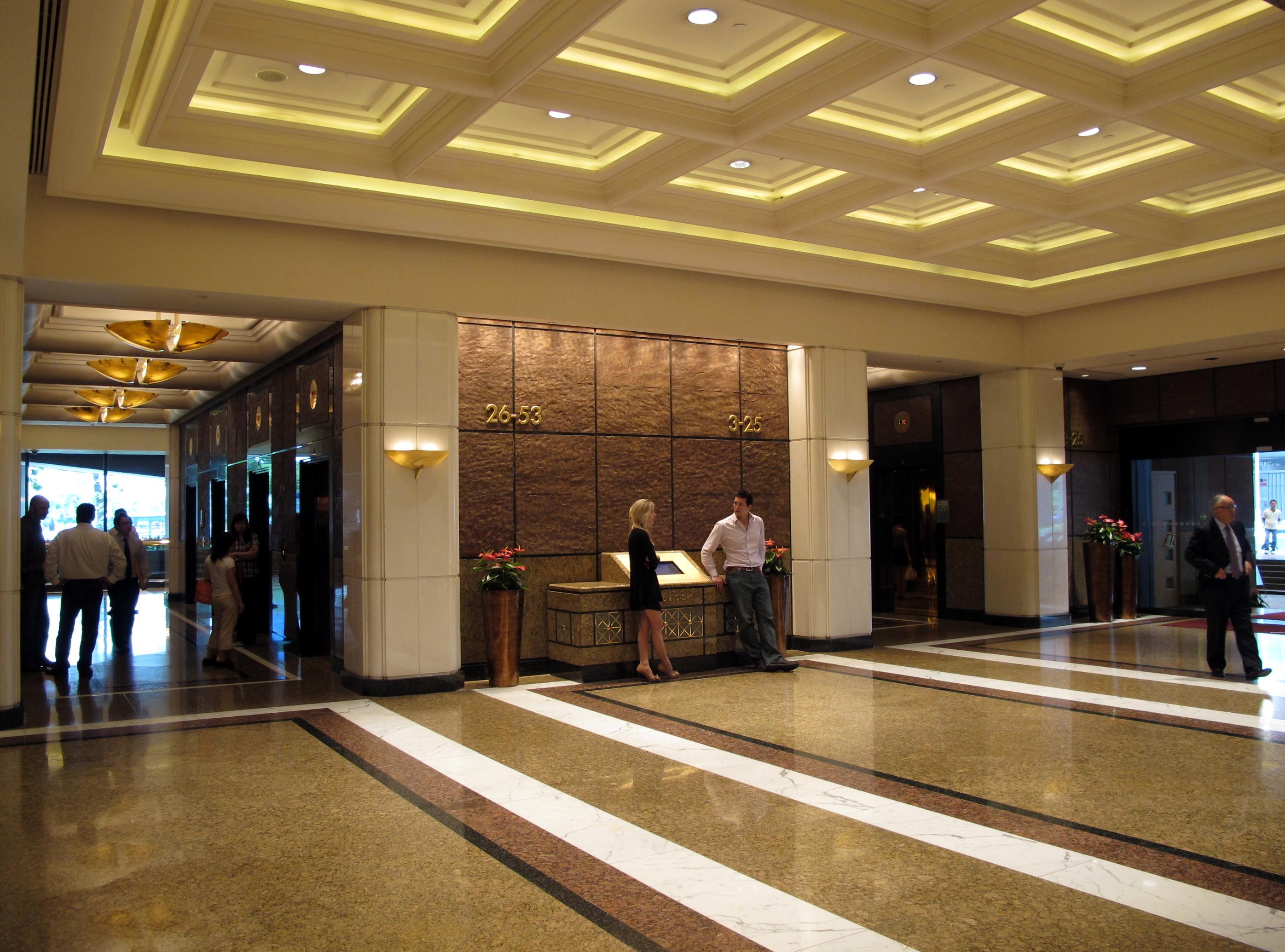 FileSun Hung Kei Centre Office Lobby